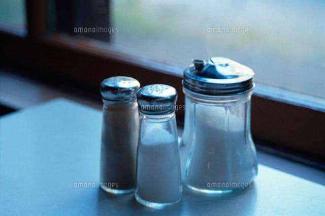 塩と胡椒と砂糖 (c)YASUSHI AKIMOTO/a.collectionRF