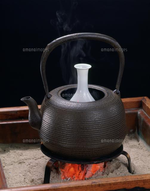日本酒の熱燗[10157000857]| 写真