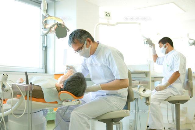 歯科医院のシーン (c)absodels RF