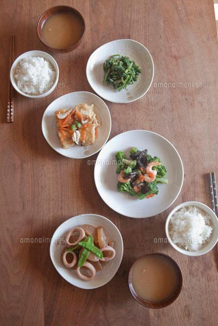 日本の食卓 (c)absodels RF