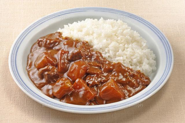 肉じゃがカレー (c)TOHRU MINOWA/a.collectionRF