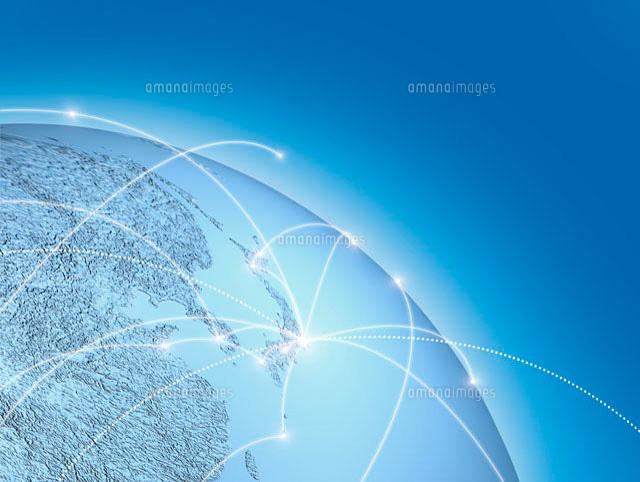 としたアジアのネットワーク網