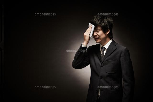 疲れたビジネスマン (c)SHAKTI/a.collectionRF