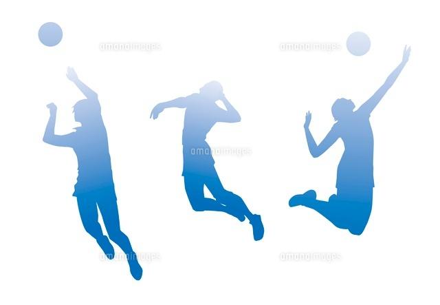 バレーボールの画像 p1_30