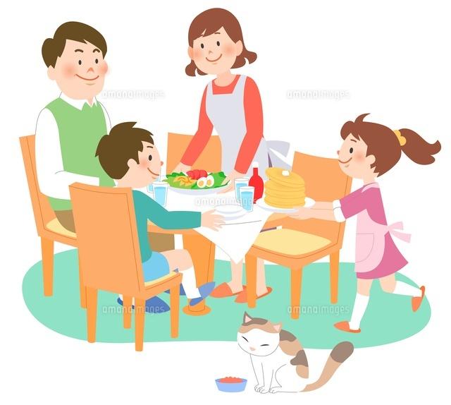 【まとめ】家族の無料イラスト素材集|イラストイ …