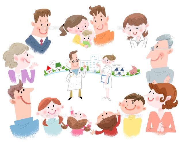みんなの健康,みんなの医療 (c)AT images/a.collectionRF