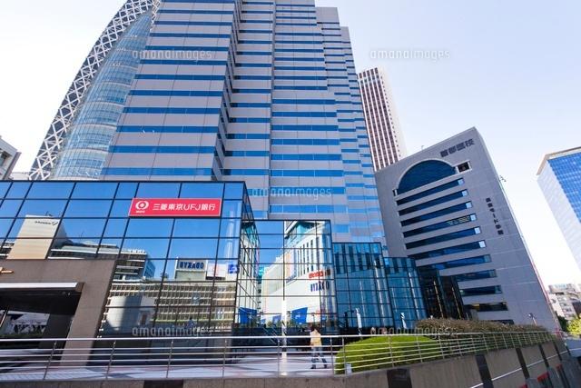 新宿エルタワー・東京モード学園首都医校[10510001290]| 写真素材 ...