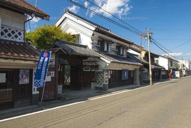 村田町村田伝統的建造物群保存地区[10652000051]  写真素材 ...