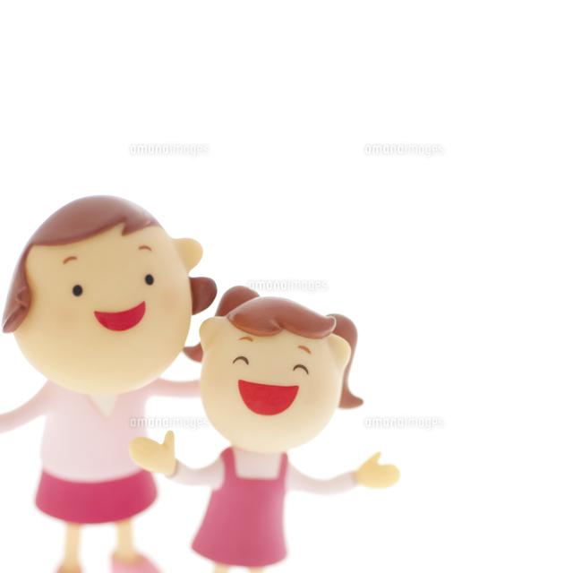 親子のクラフト (c)visual supple