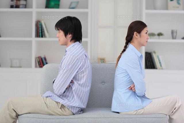 喧嘩するカップル[11026010735]| 写真素材・ストックフォト・画像 ...