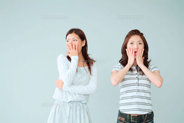 2人の日本人女性ポートレート (c)didi