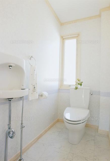 トイレと洗面所イメージ (c)mon printemps
