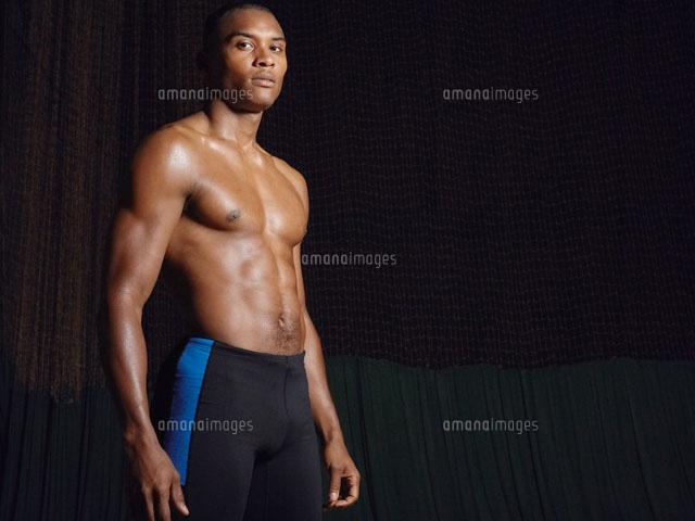 Sportsman  portrait (c)moodboard