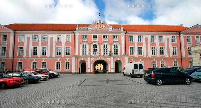 エストニアの国会議事堂[1106900...