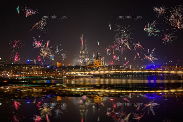 Cologne NY Lights (c)Dimitar Kerezov/500px