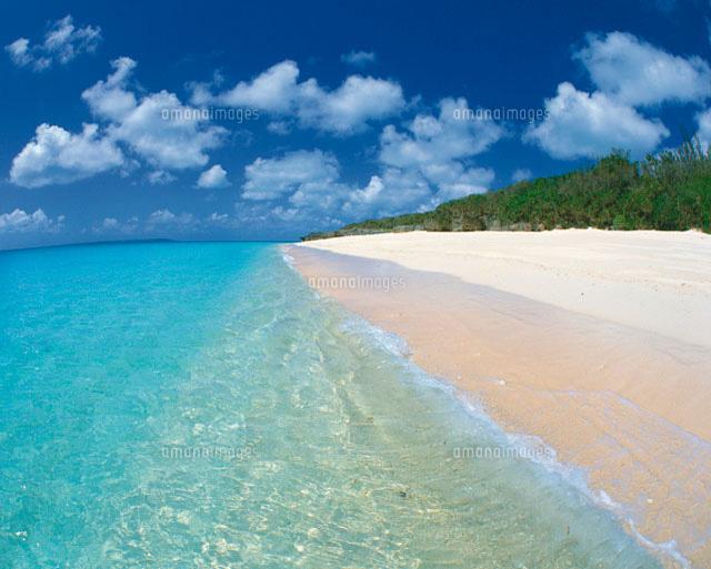 ビーチ 沖縄 (c)daj