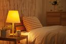 夜の寝室イメージ
