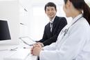 女医とビジネスマン