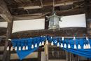 熊野の筆祭の境内
