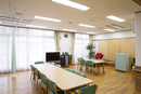 介護施設の娯楽室