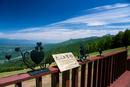 富士見パノラマリゾート恋人の聖地と富士山・南アルプス方面