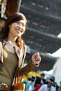 日本人女性の旅行イメージ