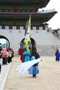 景福宮の光化門