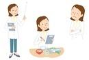 栄養士3パターン