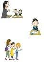 中高生の授業 英語学習と留学