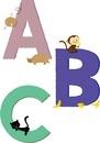 アルファベットABC 10490000016| 写真素材・ストックフォト・画像・イラスト素材|アマナイメージズ