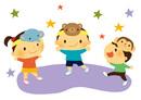 お遊戯 10490000053| 写真素材・ストックフォト・画像・イラスト素材|アマナイメージズ