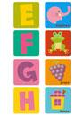 アルファベットEからH 10494000039| 写真素材・ストックフォト・画像・イラスト素材|アマナイメージズ