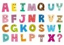 アルファベット表 10494000046| 写真素材・ストックフォト・画像・イラスト素材|アマナイメージズ