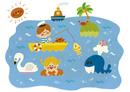 海のせかい 10494000109| 写真素材・ストックフォト・画像・イラスト素材|アマナイメージズ