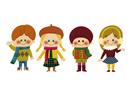 冬のファッション 10494000141| 写真素材・ストックフォト・画像・イラスト素材|アマナイメージズ
