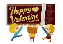 Happy Valentine 10494000144| 写真素材・ストックフォト・画像・イラスト素材|アマナイメージズ