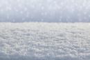 雪の降り積もった背景