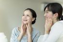 母親と娘の美容イメージ