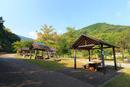 県立秦野戸川公園のバーベキュー場