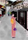 京都の女性