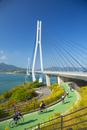 しまなみ海道多々羅大橋