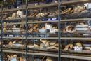 アメリカ ニューヨーク マンハッタンのパン屋
