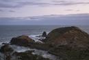 モーニントン半島、シャンク岬(Cape Schanck)の夕景