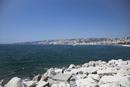 ナポリの海岸