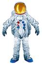 Digitally Generated Image, Illustration Technique, Astronaut, Space Exploration