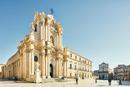 Siracusa Cathedral, Isle of Ortigia, Syracuse, Sicily, Italy