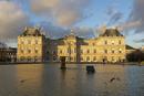 リュクサンブール公園 リュクサンブール宮殿 パリ フランス