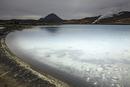 Mineral pool, Namaskard, Myvatn, Iceland