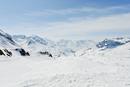 Alpine resort in Austria