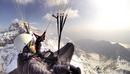 Paragliding at La Tournette (Annecy)